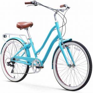 Hybrid sixthreezero EVRYjourney Steel Women's Bike
