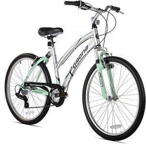 Kent Pomona Women's Bike Dual Suspension Comfort Bike